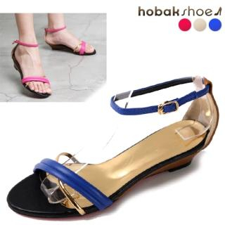 Picture of HOBAK girls Ankle Strap Sandals 1022952989 (Sandals, HOBAK girls Shoes, Korea Shoes, Womens Shoes, Womens Sandals)
