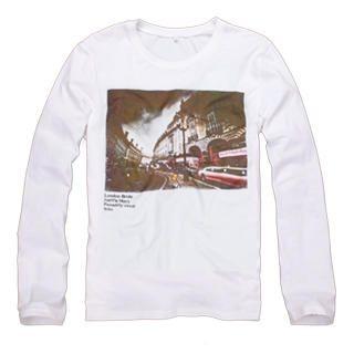 Buy Justyle Long-Sleeve Print Tee 1022551303