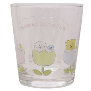 HOWACOLOCLUB Glass (Flower) 1063574983