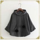 Hooded Cape 1596