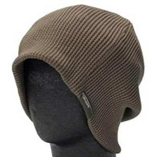 Buy GRACE Waffle-Knit Watch Cap Khaki Olive – One Size 1014544840