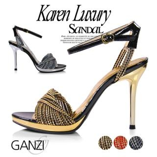 Buy ganzi Ankle Strap Sandals 1022578642
