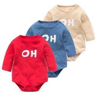 Baby Letter Bodysuit