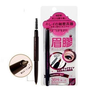 NAF - Eyebrow Gel (Dark Brown) 1 item