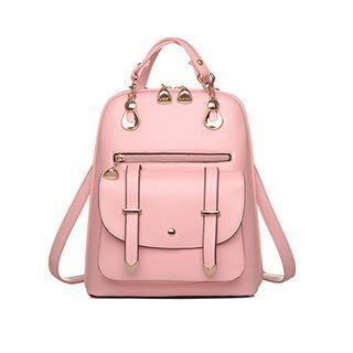Belted Backpack