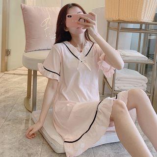 Pajama | Dress | Lace