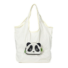 Panda Eco Bag (S) Creamy White - S от YesStyle.com INT