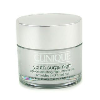 Youth Surge Night Age Decelerating Night Moisturizer - Combination Oily To Oily 50ml/1.7oz
