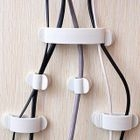 Set of 10: Cable Holder 1596