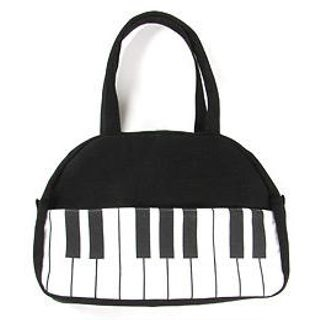 Buy Sechuna Keyboard Print Shoulder Bag 1005045290