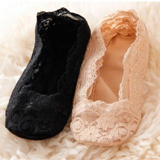 Lace No Show Socks 1050264751