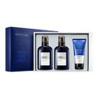 MISSHA - Mens Cure Special Set: Ampoule Essence 150ml + Cream Essence 150ml + Shave To Cleansing Foam 80ml 1596