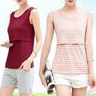 Maternity Short-Sleeve T-Shirt / Tank Top 1596