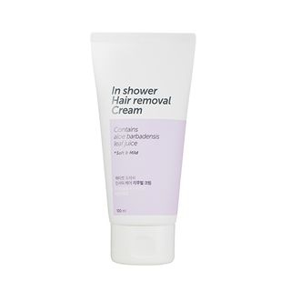 The Face Shop - Etiquette Fresh In Shower Hair Removal Cream 100ml 100ml 1067060047