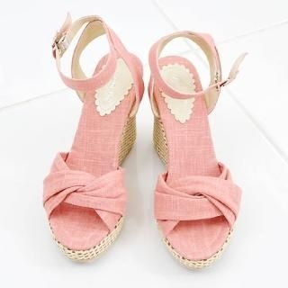 Buy Miss Hong Ankle Strap Sandals 1022711000