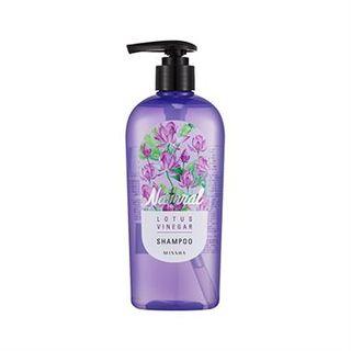 Missha - Natural Lotus Vinegar Shampoo 310ml 1053891577
