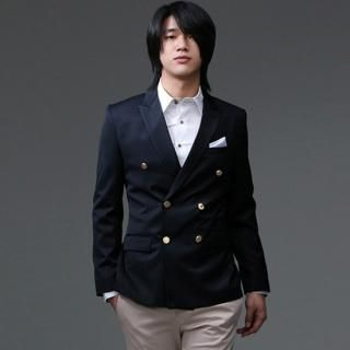 Buy STYLEHOMME Double Buttoned Jacket 1019899118