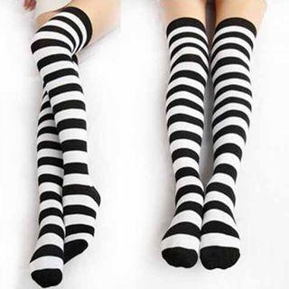 Striped Stockings 1061018135