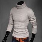 Turtleneck Ribbed Sweater 1596