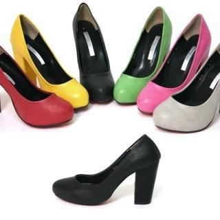 Picture of NamuDDalgi Platform Pumps 1022188691 (Pump Shoes, NamuDDalgi Shoes, Korea Shoes, Womens Shoes, Womens Pump Shoes)