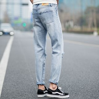 Straight Fit Jeans 1058373278