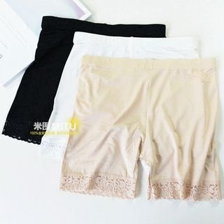 Lace Boy Shorts 1049939832