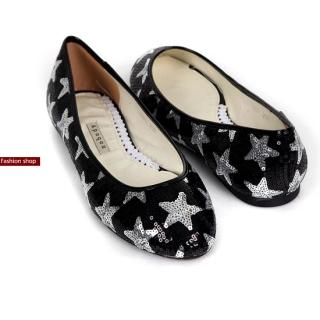 Buy REDOPIN Sequined Star Flats 1022459600