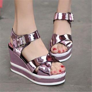 Platform Wedge Sandals 1049662543