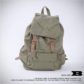 Buy Style Impact Canvas Backpack 1021561379