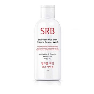 SRB - Stabilized Rice Bran Enzyme Powder Wash 70g 70g