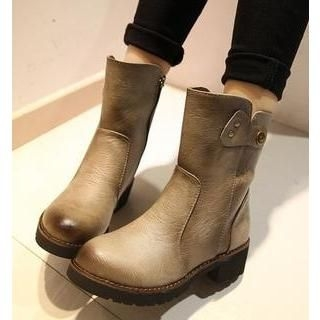Ankle Boots (3 Styles)