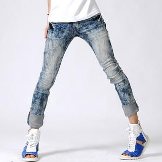 Picture of deepstyle Skinny Jeans 1022852895 (deepstyle, Mens Denim, Korea)