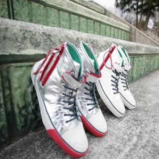 Picture of ISNOM High Top Sneakers 1022027077 (Sneakers, ISNOM Shoes, Korea Shoes, Mens Shoes, Mens Sneakers)