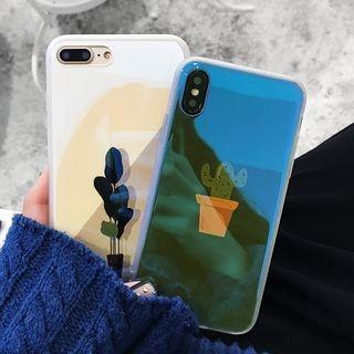 Printed Phone Case - iPhone 6 / 6 Plus / 7 / 7 Plus / 8 / 8 Plus / X 1065958294