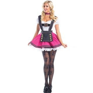 Beer Waitress Party Costume 1062153361