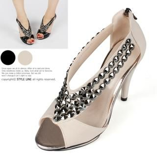 Picture of STYLE LINE Studded Platform Stilettos 1022594454 (Other Shoes, STYLE LINE Shoes, Korea Shoes, Womens Shoes, Other Womens Shoes)
