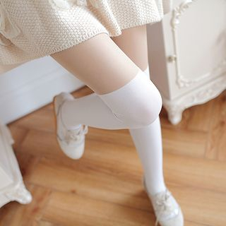 Two-Tone Tights 1058333926