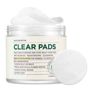 One-Step Clear Pads 70sheets