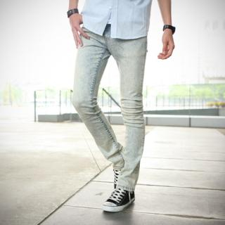 Buy Style Engine Washed Skinny Jeans 1022789670