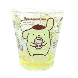 Pompompurin Plastic Clear Cup 1060178858
