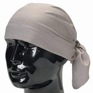 Picture of GRACE Head Wrap Gray - One Size 1022080402 (GRACE, Mens Hats & Scarves, Japan)