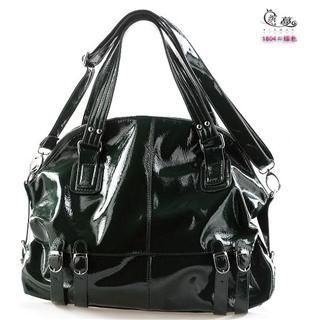 Picture of Binman Wet Look Handbag 1022552033 (Binman, Handbags, Taiwan Bags, Womens Bags, Womens Handbags)