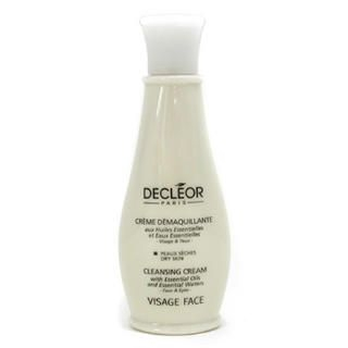 Buy Decleor – Cleansing Cream for Dry and Dehydrated Skin 250ml/8.3oz