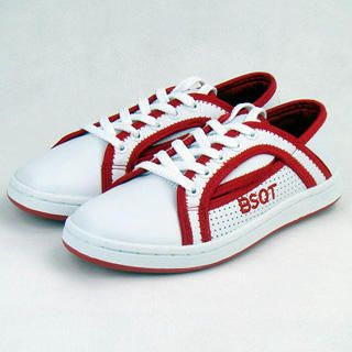 Picture of BSQT Contrast Trim Sneakers 1019634235 (Sneakers, BSQT Shoes, Taiwan Shoes, Womens Shoes, Womens Sneakers)