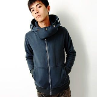 Buy SLOWTOWN Hooded Jacket 1023012186