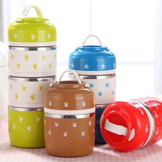 Stainless Steel Lunch Box 1058617595