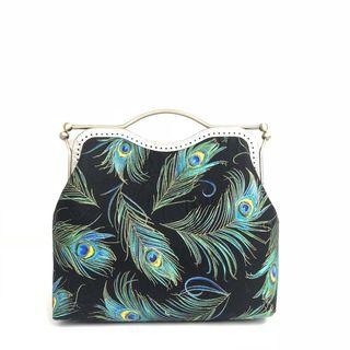 Image of Print Handbag