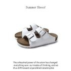 Faux-Leather Buckled Sandals от YesStyle.com INT
