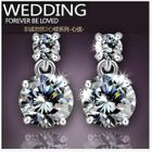 Crystal Drop Earrings 1596