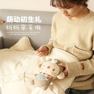 Image of Animal Doll DIY Kit Almond - One Size